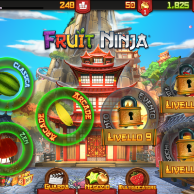 Fruit ninja_screenshot
