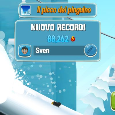 Ski safari 2_screenshot