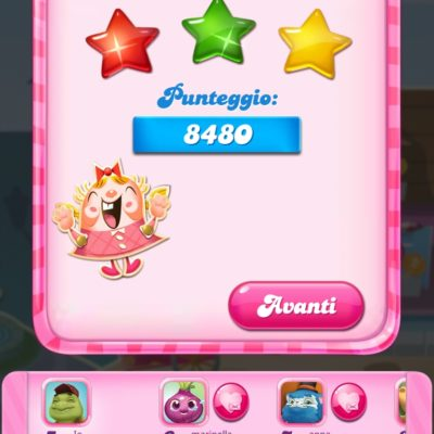 candy crush saga_screenshot