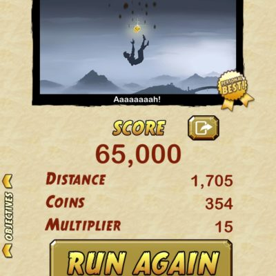 temple run 2_screenshot